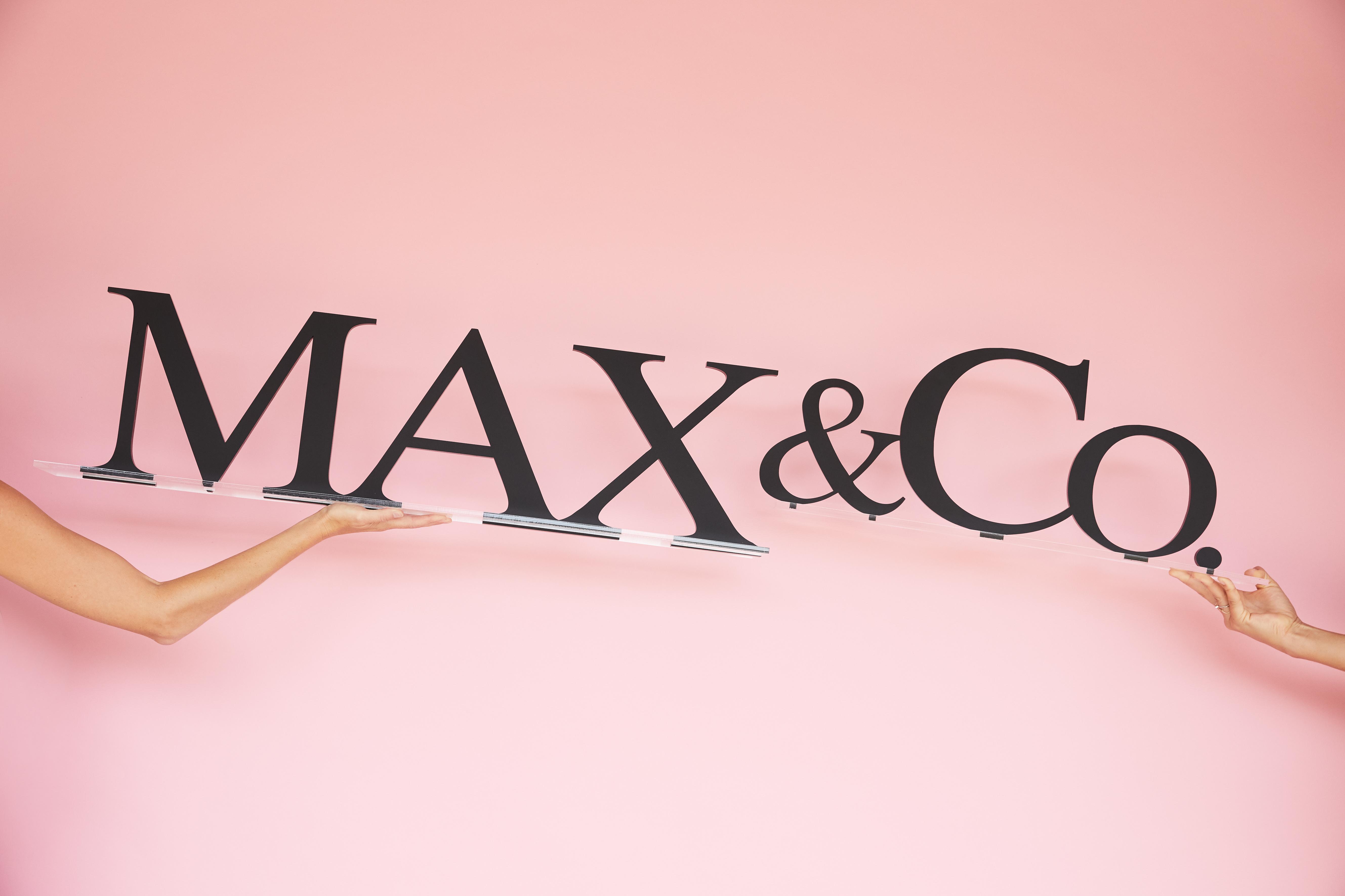 Max&CO x Nadia Fairfax